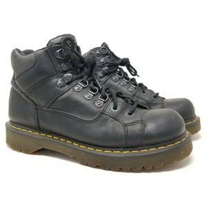 Dr Doc Martens DM'S Men's Bex Black Leather Hiking